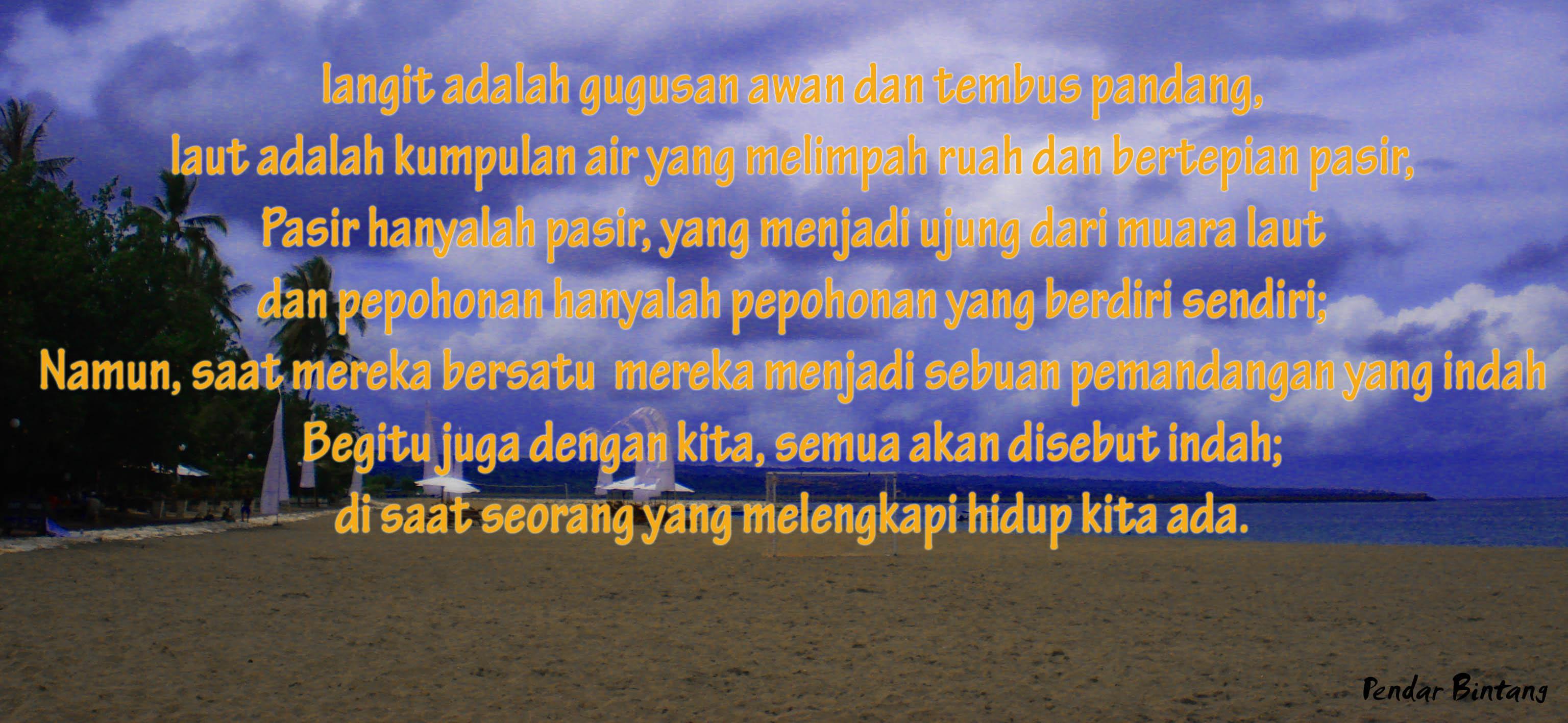 Orang Jawa Pendar Bintang