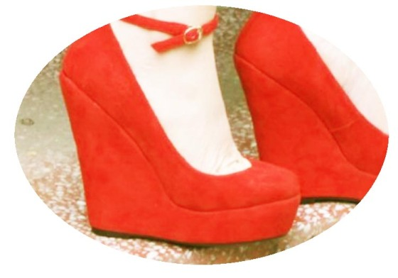 Wedges Orange
