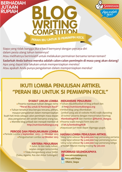 Writing Competion