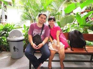 Berlibur Dengan Suami Ke Bali Safari
