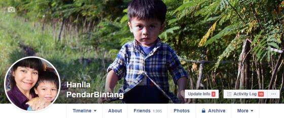 Facebook PendarBintang